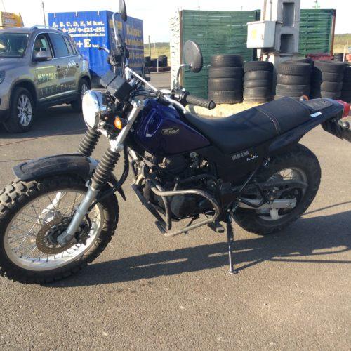 Yamaha TW 125 (A1 kat.)
